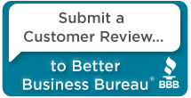 Submit a Customer Review to the BBB